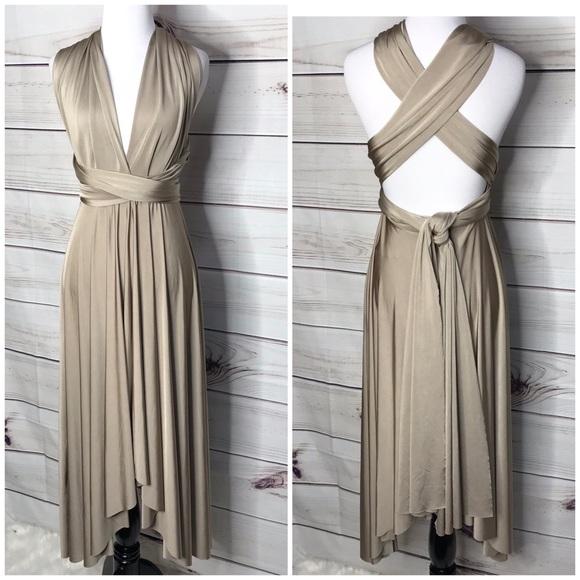 maitai Dresses & Skirts - Mai Tai Versatile Wrap Dress